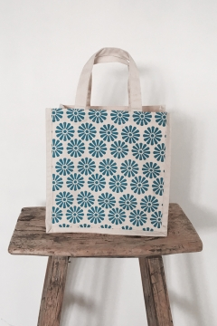 Galleri Cotton - Cotton canvas bag with gusset small sized 2 Profilbureauet