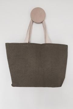 Galleri Juco - Juco bag with heering handles and boat shape  2 Profilbur...
