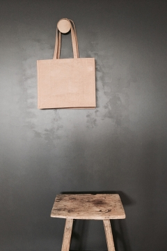 Galleri Jute - jute bag middle sized Profilbureauet