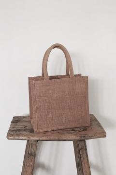 Galleri Jute - jute bag with 6 rooms Profilbureauet