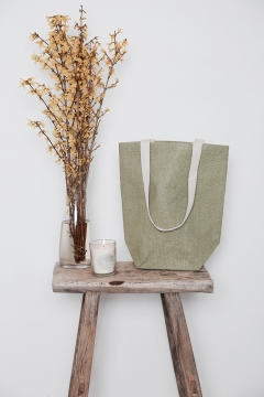 Galleri-jute-Green-jute-bag-with-cotton-handles