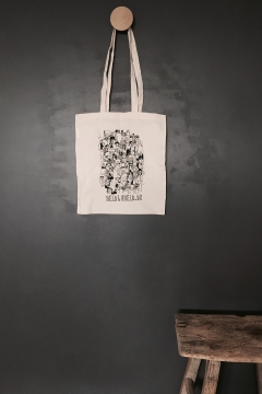 Galleri Cotton - Cotton bag 38 x 42 Profilbureauet
