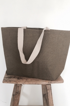 Galleri Juco - Juco bag with heering handles and boat shape 3  Profilbur...