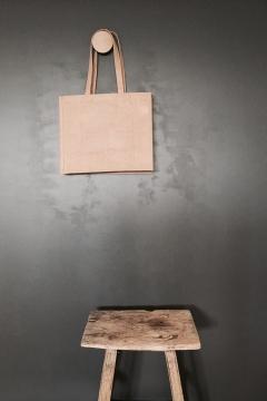 Galleri Jute - jute bag middle sized Profilbureauet