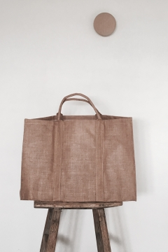Galleri Jute - jute bag oversized bag 2 Profilbureauet