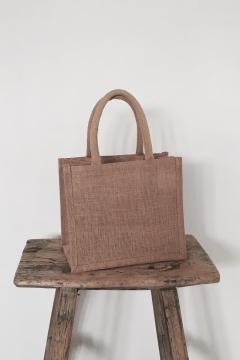 Galleri Jute - jute bag with 6 rooms Profilbureauet